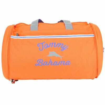 Tommy Bahama Travel Carry Duffle Bag Weekend Duffel