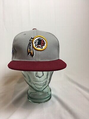 22a9217c WASHINGTON REDSKINS CAP New Era NFL Hat 9FIFTY Snapback Indians ...