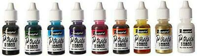 Pinata Inks 14ml Exciter Pack Jacquard Alcohol Glass Plastic Wood Leather Clay