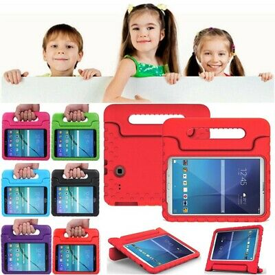 """Kids Shockproof Case for Samsung Galaxy Tab 3 4 A E 7"""" 8"""" 10.1"""" Tablet EVA Cover"""