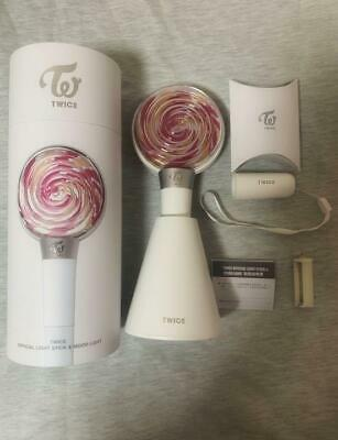 TWICE DOME TOUR 2019 Dreamday Official CANDY BONG PEN LIGHT F/S Japan Used