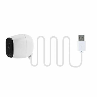 16ft/5M Weatherproof Micro USB Power Cable for Arlo Pro,Pro 2,Go,Security Light