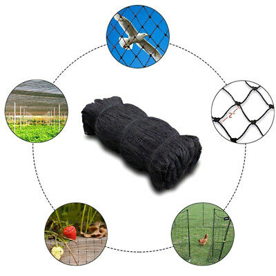 8 Sizes Anti Bird Net Netting Mesh Protection For Plants Crops Fruit Garden