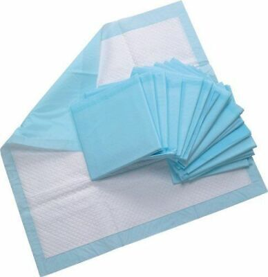 100 Sheets Disposable Incontinence Bed Pads Protection Super Absorbency 60x45cm