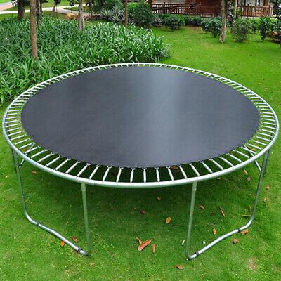 "12' 13' 14' 15' Round Trampoline Mat Replacement 60-96 Rings 5.5"" 7"" 8.5"" Spring"