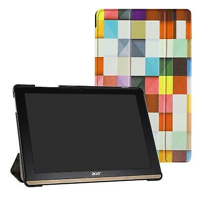 Slim Smart PU Cover Case for Acer Iconia One 10 B3-A50 10.1 inch 2018