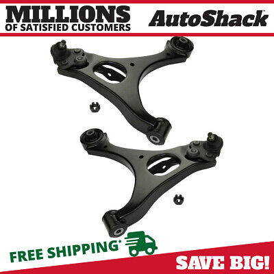 Front Lower Control Arm Ball Joint Pair for 2006-2010 2011 Acura CSX Honda Civic