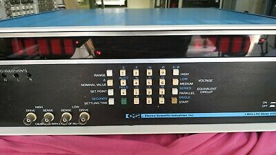 ESI Electro Scientific Industries 1MHz LRC Model 410 LCR Meter Impedance Bridge