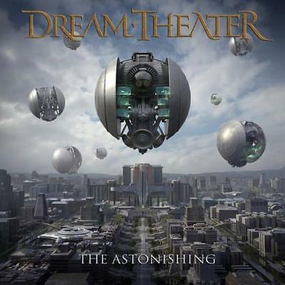 DREAM THEATER The Astonishing  (2016)  (Digipak)  2 CD   NEU & OVP