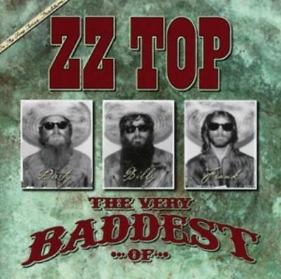 ZZ TOP The Very Baddest Of ZZ Top (Double Disc Edition)  (2014)  2 CD  NEU & OVP