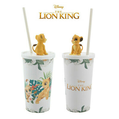 2019 The Lion King Simba Topper Cup 22oz Figure Doll Movie Exclusive Collection