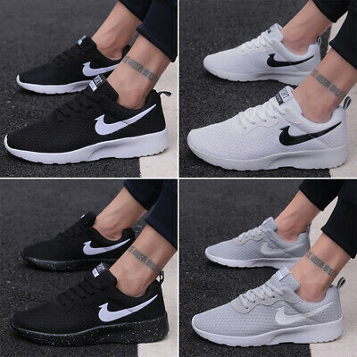 Mens Womens Trainers Sports Shoes Fitness Mesh Gym Sneakers Running Shoes SIZE