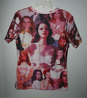 Lanna Del Rey Tropico Shirt 189 Tshirt Virgin Mary
