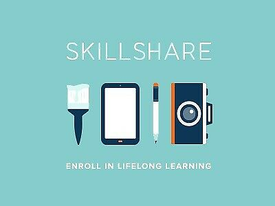 SKILLSHARE 2 Months Premium Membership Account Illimited Courses Fast Delivery