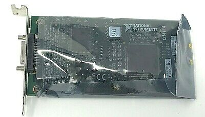 Brand NEW! National Instruments Low Profile PCI-GPIB/LP 188256A-01 Card