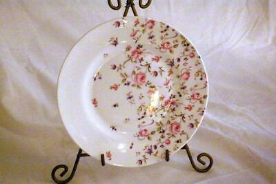 "Royal Albert 2019 Rose Confetti Salad Plate 8 1/8"" Modern Casual Line"