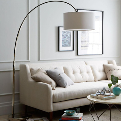 Floor Lamp A modern classic from West Elm - used but perfect