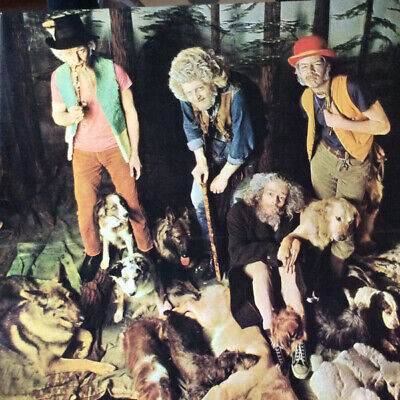 JETHRO TULL disco LP 33 giri THIS WAS 1972  GATEFOLD  made in ITALY