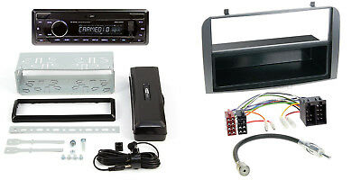 Alfa Gt with Compartment 04-10 1-DIN Car Radio Bluetooth IPHONE Android