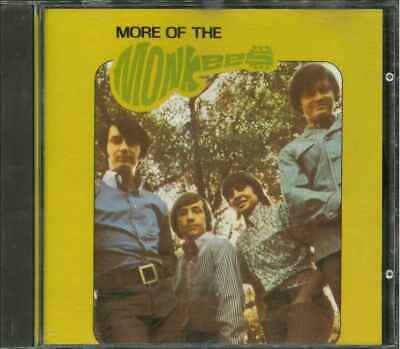 """THE MONKEES """"More Of The Monkees"""" Best Of CD"""