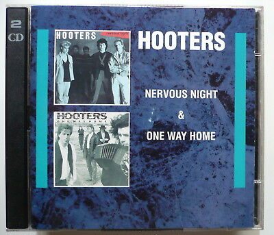HOOTERS - Nervous night + One way home - DCD