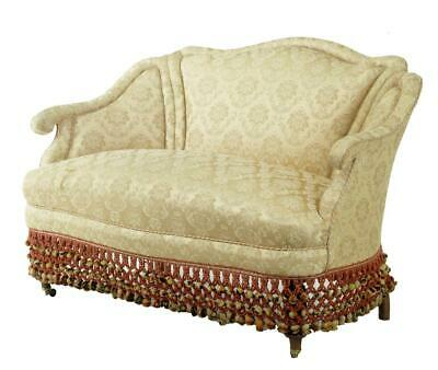 1920's BOUDOIRE SMALL SOFA SETTEE