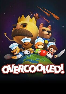 🔑🕹 Overcooked [Steam] (Download Code) 📬