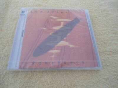 2 CD LED ZEPPELIN - REMASTERS - Best Of / Greatest Hits  ATLANTIC REC. 1990 OVP