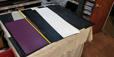 13 bonded Leather panels, scouts, reenactments, strips craft #576