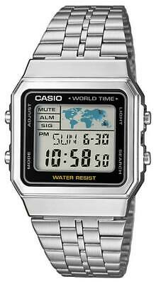 Casio A500WEA-1EF - Watch - Gents - Chronographs - Quartz Watch - New