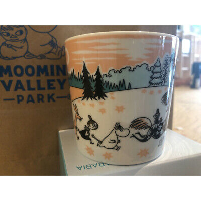 F/S Arabia Moomin Valley Park Japan Limited Exclusive Moomin Mug 2019 MOOMINVALL