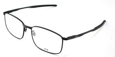 03f1a3bd374a New Oakley RX Prescription Frame Taproom Matte Black 55-17-139 #0X3204-