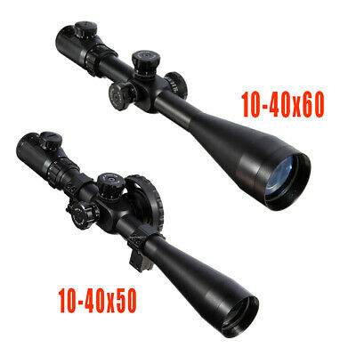 10-40x60/10-40x50/4-12X50 Extreme Tactical RifleScope Rifle Scope Hunting Sport