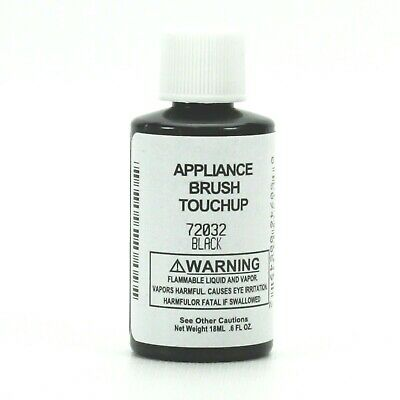 OEM Whirlpool 72032 Appliance Touch-up Paint with Brush, 0.6 Oz
