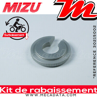 Kit de Rabaissement BMW G 650 Xcountry (E65X) 2007 Mizu - 40 mm