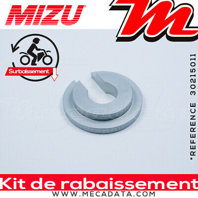 Kit de Rabaissement KTM 1290 Super Duke GT (LC8) 2019 Mizu - 25 mm