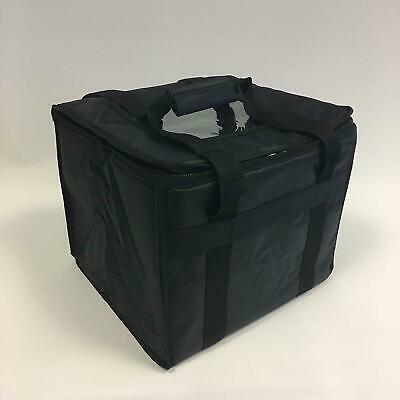 Food Bag Insulated Chinese Indian Pizza Delivery Bags For Take Away Foods