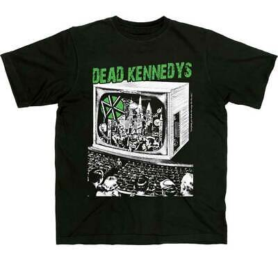 DEAD KENNEDYS Invasion T SHIRT S-M-L-XL-2XL New Official Hi Fidelity Merchandise