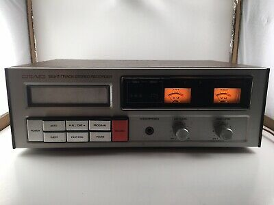 CRAIG EIGHT -TRACK STERO RECORDER Model H 260