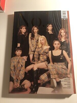 Clc No.1 Album [no Photocard]