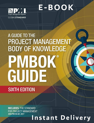PMBOK 6th Edition [Ḙ-ḂꝎḲ - ṖḐḞ] Instant Delivery