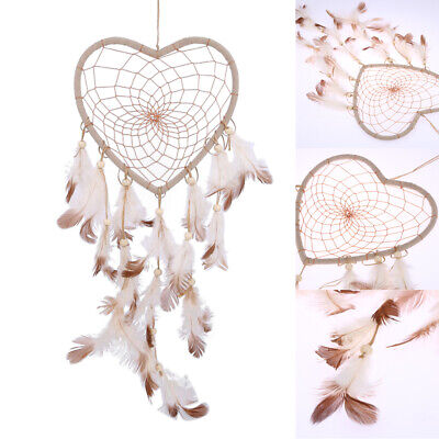 Dream Catcher Feathers Beads Car Home Hanging Decoration Ornament Decor Gifts