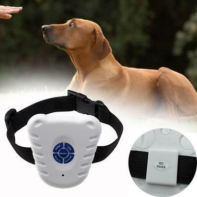 Ultrasonic Anti  Bark No Shock Dog Trainer Stop Barking Pet Training Control