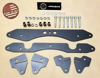 "2/"" INCH SUSPENSION LIFT KIT POLARIS RZR 900 TRAIL 50/"" BLACK 900 XC 55/"""