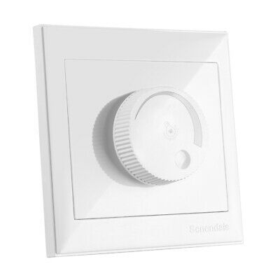 LED SCR dimmer wall switch 300W 600W 1000W AC220V LED Dimming Controller For