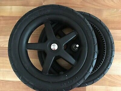 BUGABOO CAMELEON 3 REPLACEMENT BACK REAR WHEELS - 1 Pair (2 Wheels)