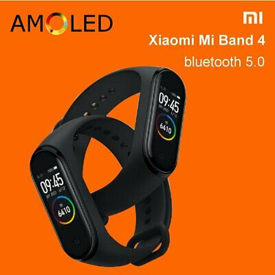 Xiaomi Mi Band 4 AMOLED Screen Armband Smartwatch Sport Fitnesstracker Wasserfes
