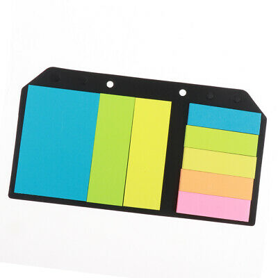 TUPARKA 300 Pcs Sticky Tabs Sticky Notes Index Flags Highlighter Strips Page Markers for Bookmarks