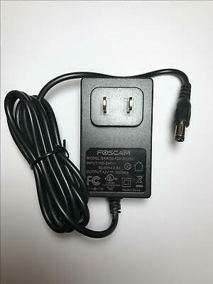 USA 12V MAINS D-LINK DSL-904FR DSL-G604T ROUTER AC-DC Switching Adapter CHARGER