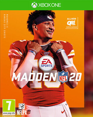 Madden NFL 20 (Xbox One)  BRAND NEW AND SEALED - IN STOCK - QUICK DISPATCH